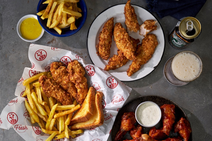 Slim Chickens Cardiff