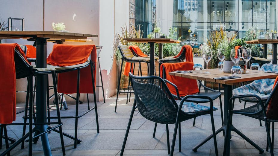 The Anthologist One St Peters Square