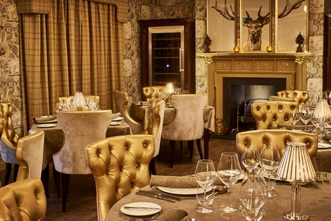 The Dining Room at Walwick Hall