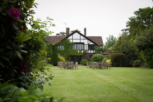 The Garden Restaurant at Cisswood House Hotel