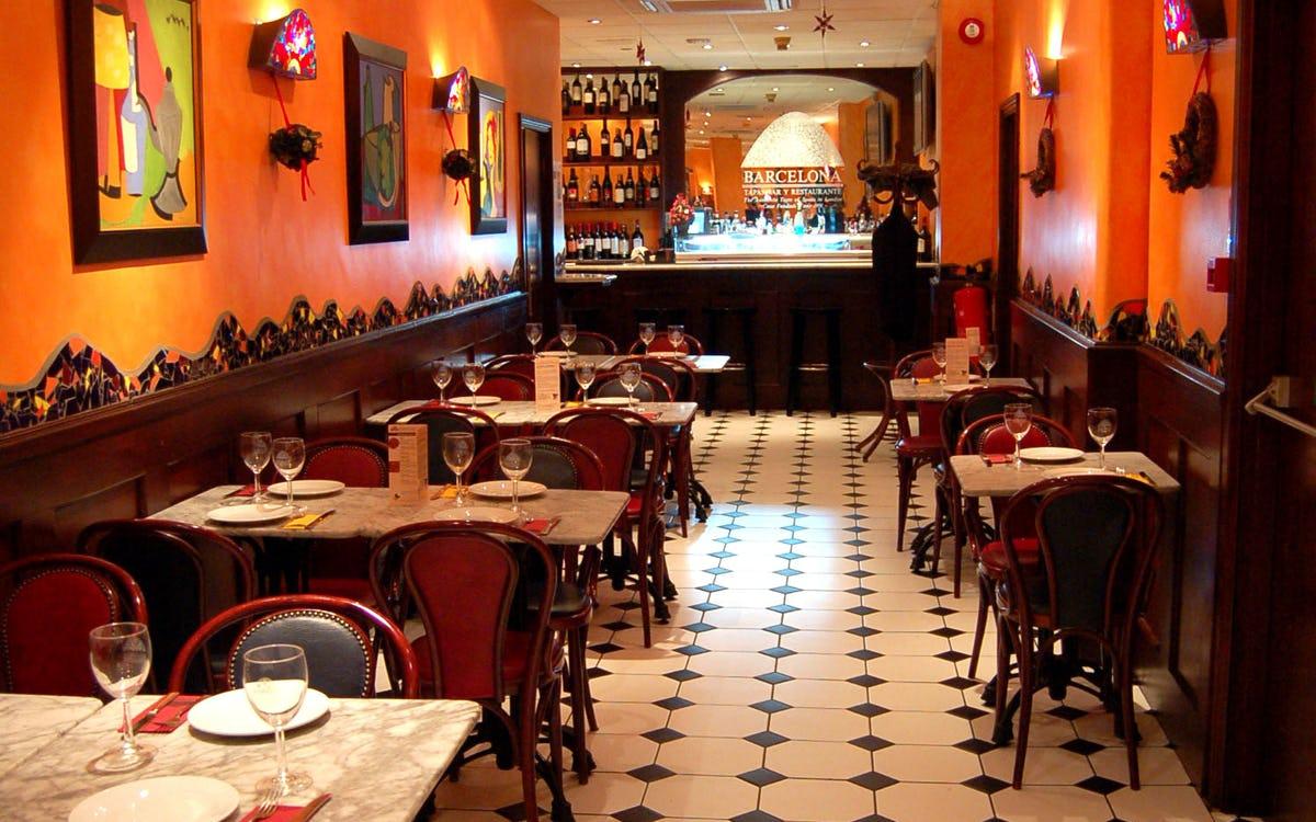Barcelona Tapas Bar y Restaurante - Lime Street