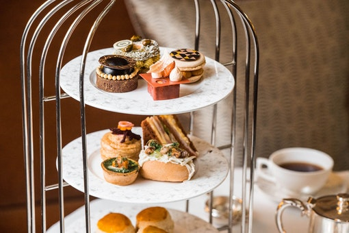 Afternoon Tea at The Sheraton Grand London
