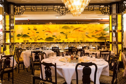 China Tang at The Dorchester Hotel