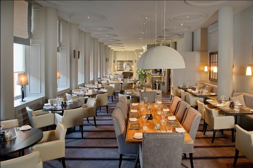 The Western Club Restaurant