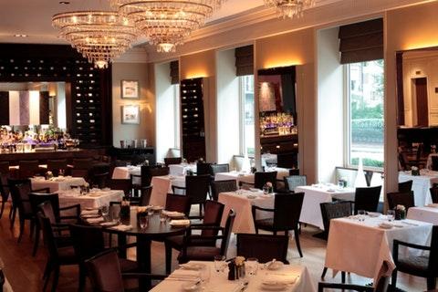 The Montagu Kitchen at Hyatt Regency The Churchill