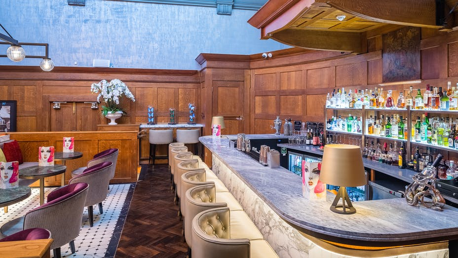 Courtroom Bar at The Dixon
