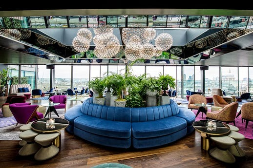 12th Knot at Sea Containers London (formerly Rumpus Room)