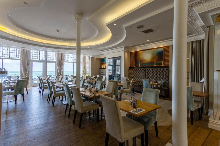Bay Restaurant at Sands Hotel Margate