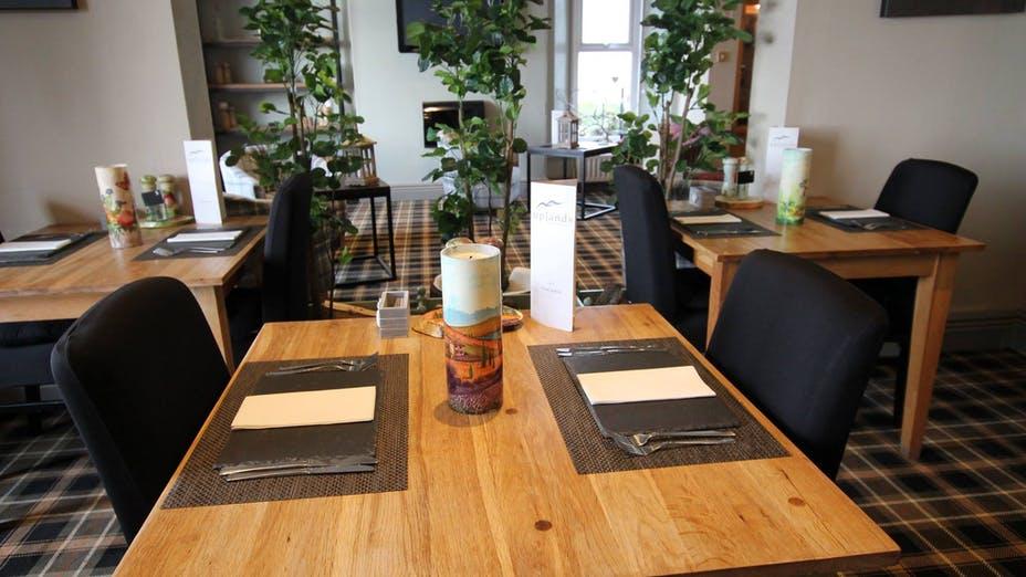 Uplands Restaurant