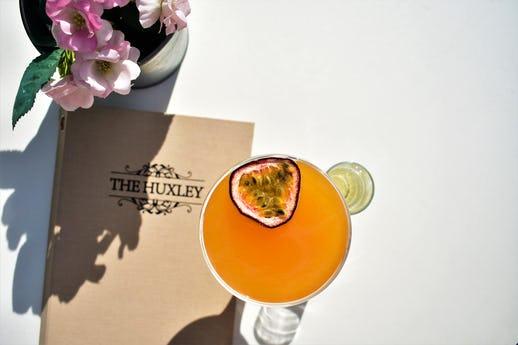 The Huxley Bar at Rutland Hotel