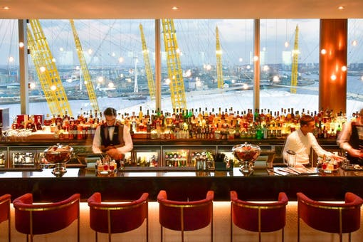 Eighteen Sky Bar-InterContinental London The O2