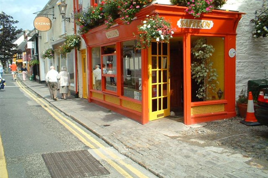 Saffron Truro Cornwall Restaurant Reviews Bookings