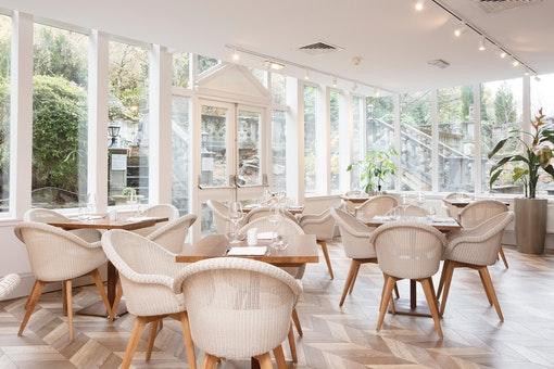 Terrace Restaurant at Crowne Plaza Edinburgh - Royal Terrace