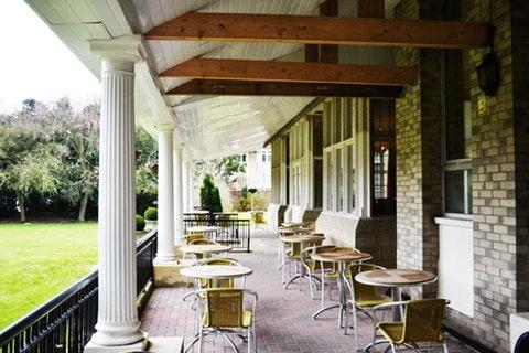 Terrace Restaurant at Westone Manor Hotel