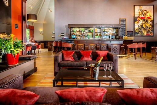 Winepress Restaurant at the Donnington Valley Hotel & Spa