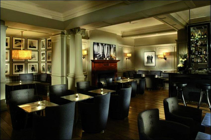 Donovan Bar at Brown's Hotel