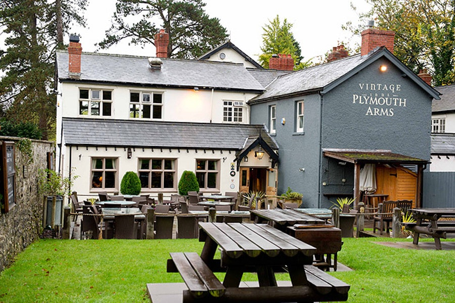 The Plymouth Arms
