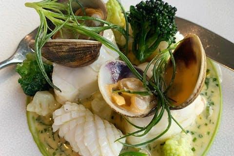 The Seafood Restaurant, St Monans