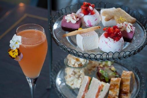 Afternoon Tea at The Gilbert Scott Bar