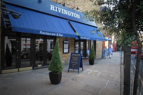 Rivington Grill Greenwich