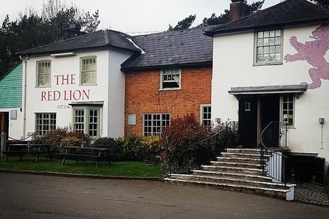 The Red Lion Welwyn