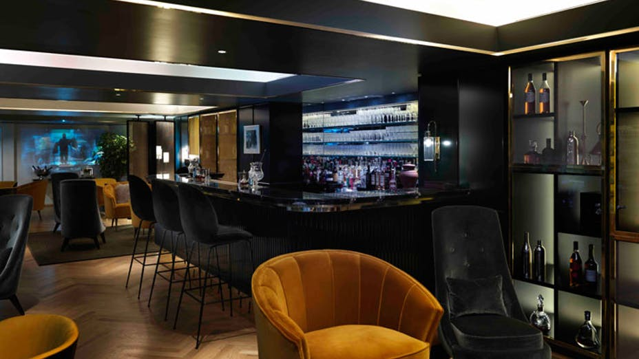 The Bar at the Athenaeum Hotel
