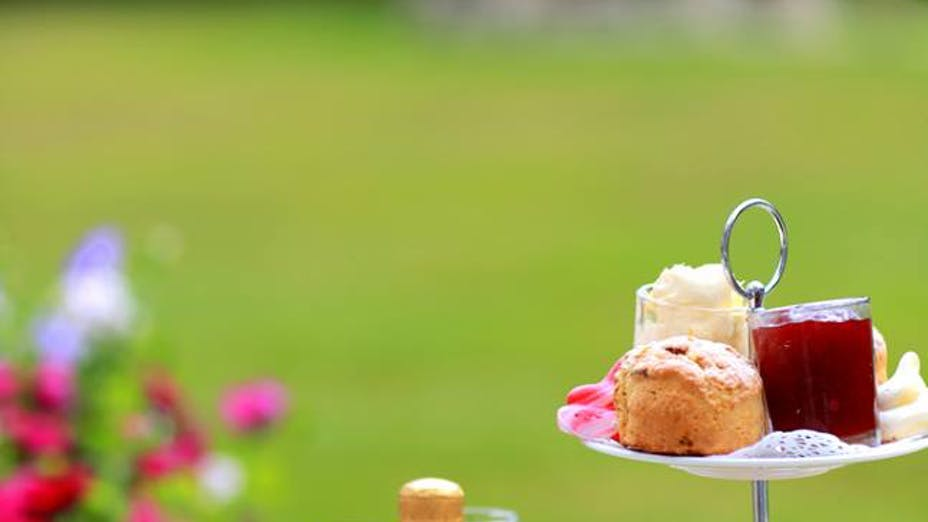 Afternoon Tea at the Orangery Restaurant