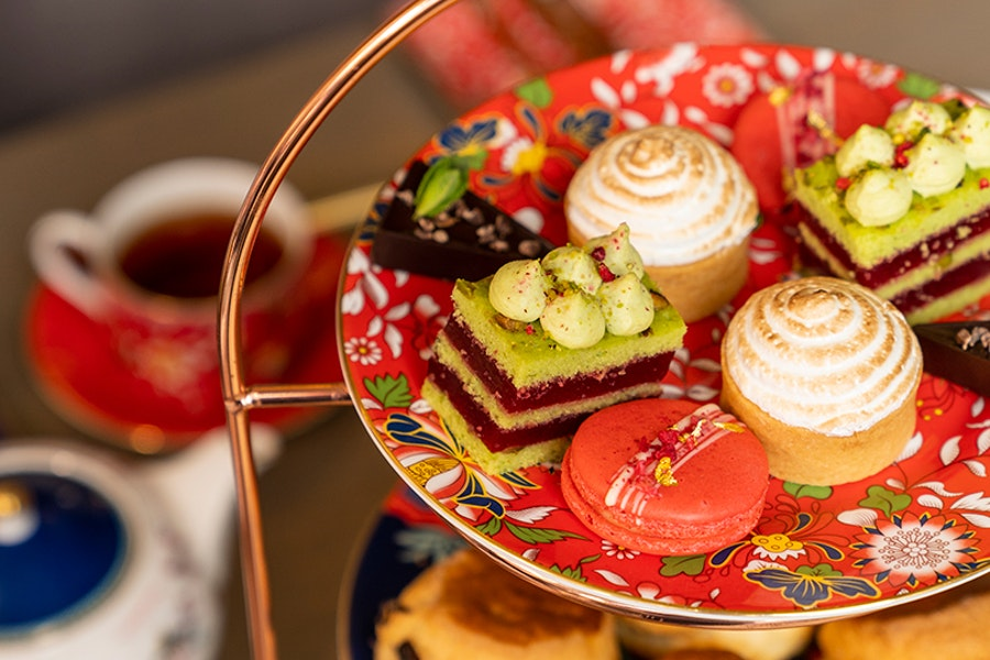 Flying Childers Restaurant at Chatsworth House