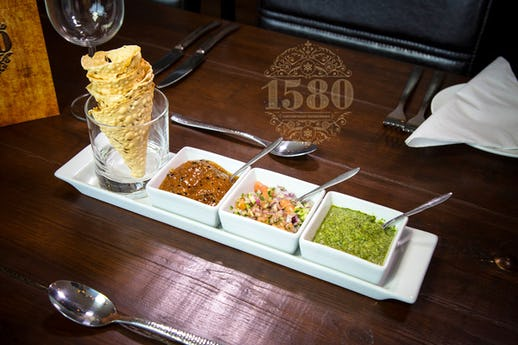1580 Indian Contemporary Dining
