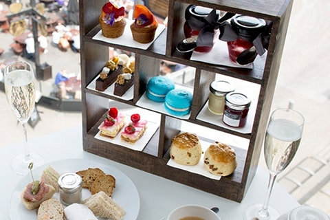 Afternoon Tea at Second Floor Bar and Brasserie Manchester