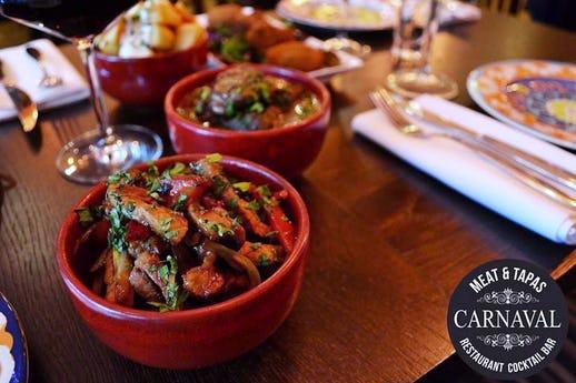 Carnaval Meat & Spanish Tapas Cocktail Bar