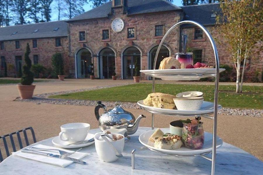 Afternoon Tea @ Restoration Cafe