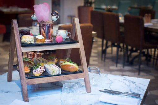 Afternoon Tea at Convive