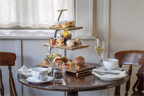 Afternoon Tea at Hurley House