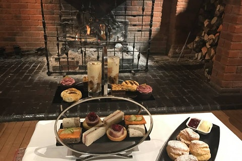 Afternoon Tea at Careys Manor Hotel