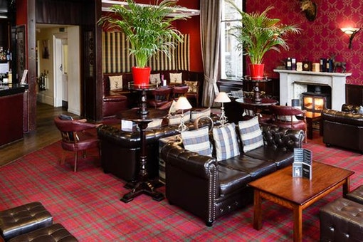 The Stag's Head Bar @ Atholl Palace Hotel
