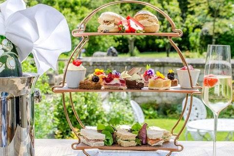 Afternoon Tea @Widbrook Grange Hotel