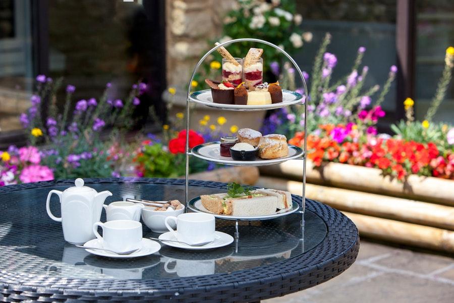 Afternoon Tea@ Holt Hotel