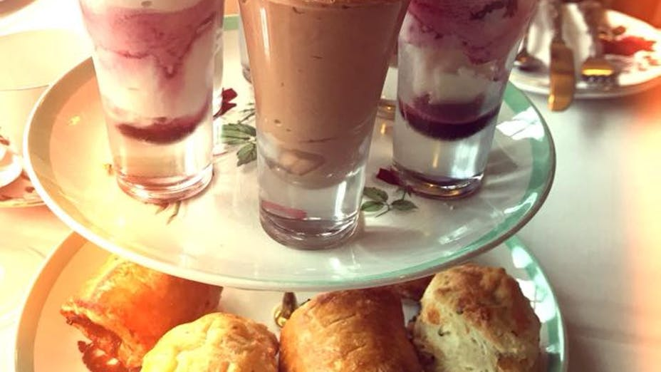 Afternoon Tea at Lenwade House Country Hotel