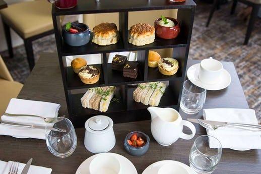 Afternoon Tea @1449 Restaurant, Bar & Grill - Crowne Plaza