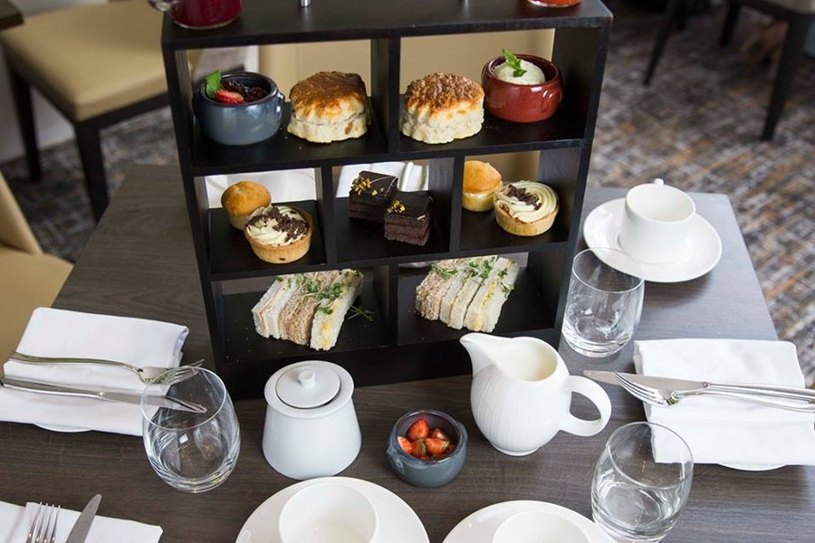 Afternoon Tea @1449 Restaurant, Bar & Grill - Crowne Plaza