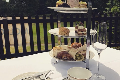 Afternoon Tea at Glen Lodge