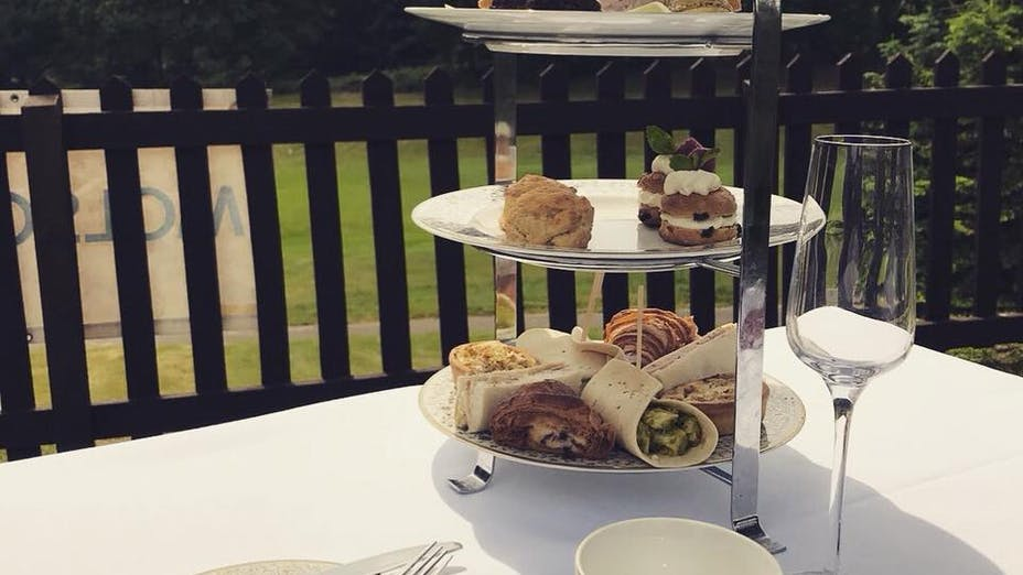 Afternoon Tea at Glen Lodge