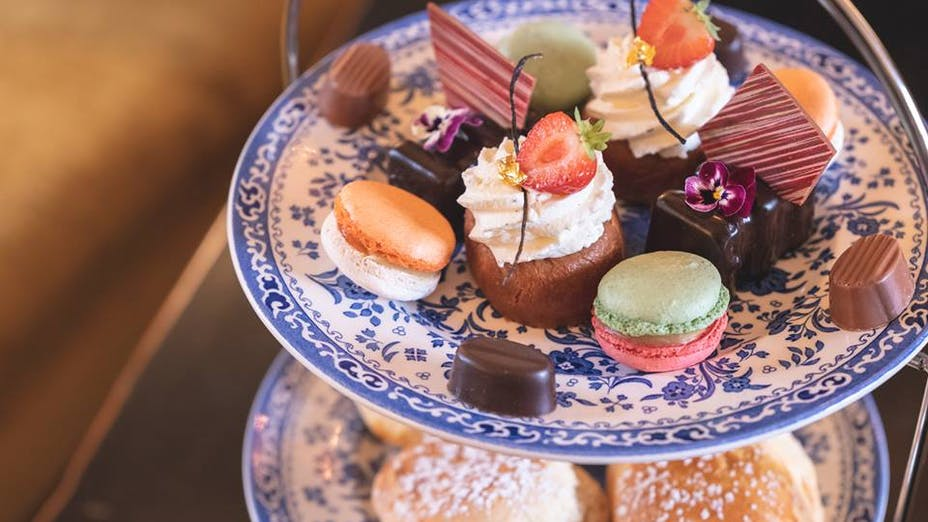Afternoon Tea @The Old Bell Hotel