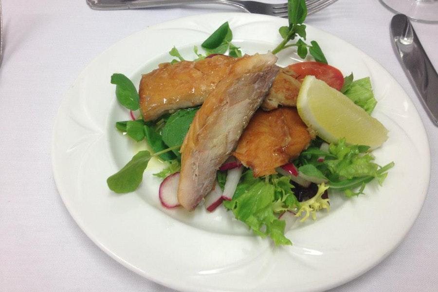 The Park Restaurant at Ufford Park Woodbridge