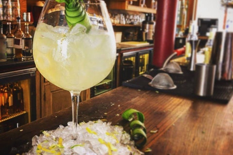 The 72 Cocktail Bar at The Coach Makers Arms