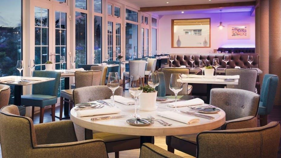 Brasserie on the Bay at St Michaels Resort