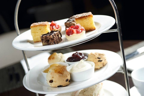 Afternoon Tea @New Blossoms Chester Hotel