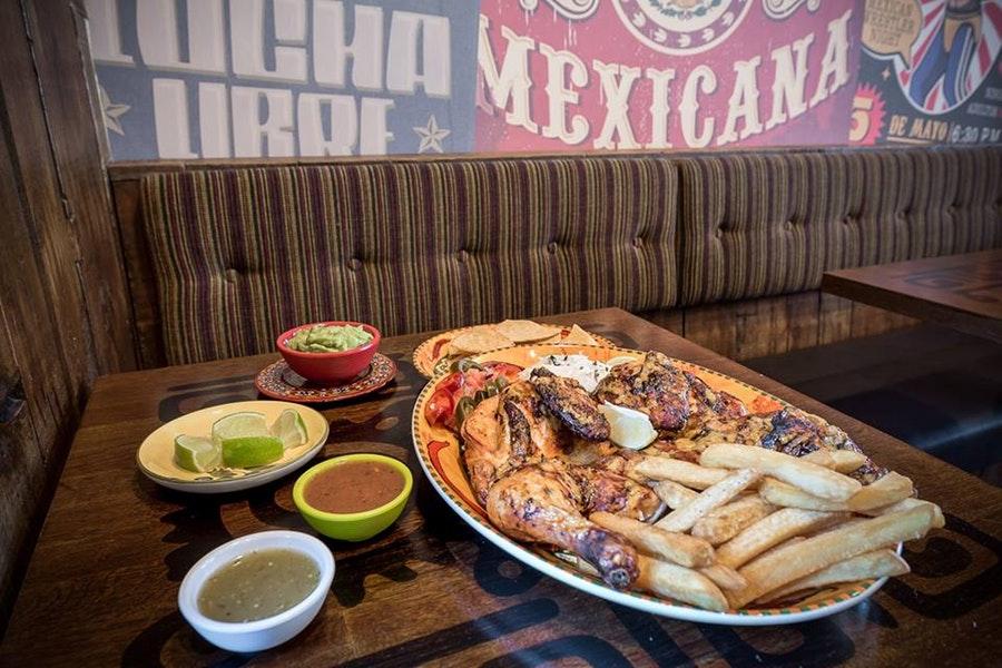 Burrito MEX