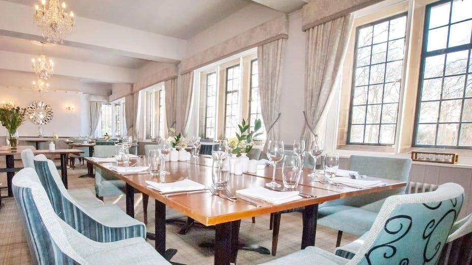 Valley View Restaurant at The Mallyan Spout Hotel - Goathland